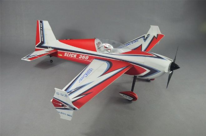 "Skywing 55"" Slick 360 - B in Blue, White and Red"